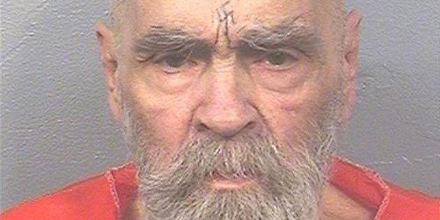 Charles Manson dans sa prison de Corcoran, en Californie, en