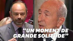 Gérard Collomb reconnaît le