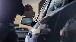 Le palmarès des voitures les plus volées en