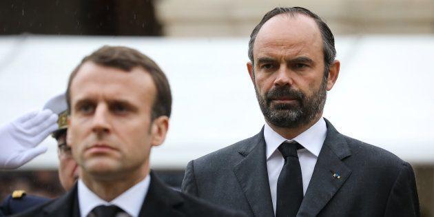 Édouard Philippe refuse de fêter le premier anniversaire de Macron à