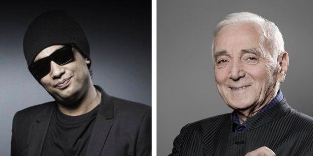 Charles Aznavour, tu avais cette force de trouver ce qu'il y a d'admirable dans ce qui est