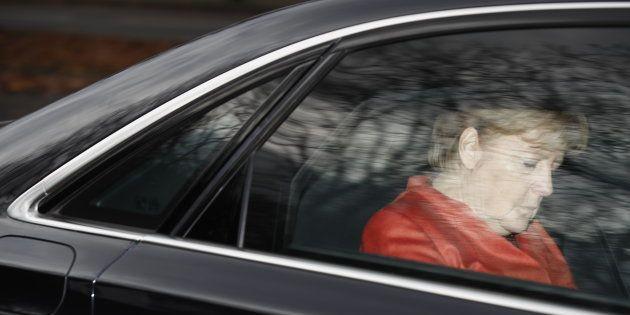 L'Allemagne d'Angela Merkel menacée à son tour par la crise du parlementarisme