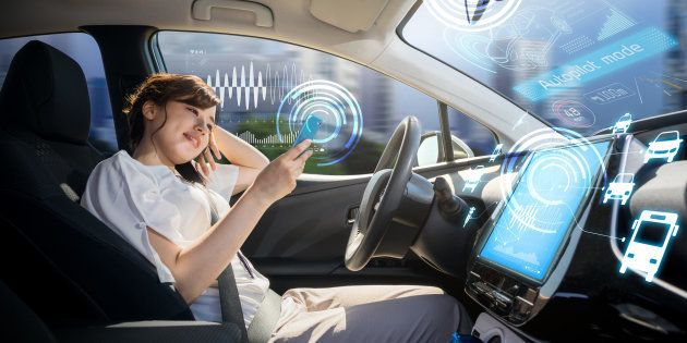 Au volant d'une voiture autonomes, que puis-je vraiment