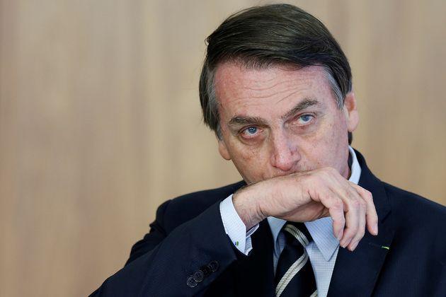 Taxa de desaprovação de Bolsonaro subiu de 21% para