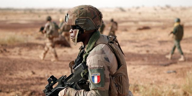 Des soldats français ont été envoyés en renfort en