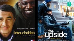 Bande-annonce de The Upside VS Intouchables: le match entre le remake et