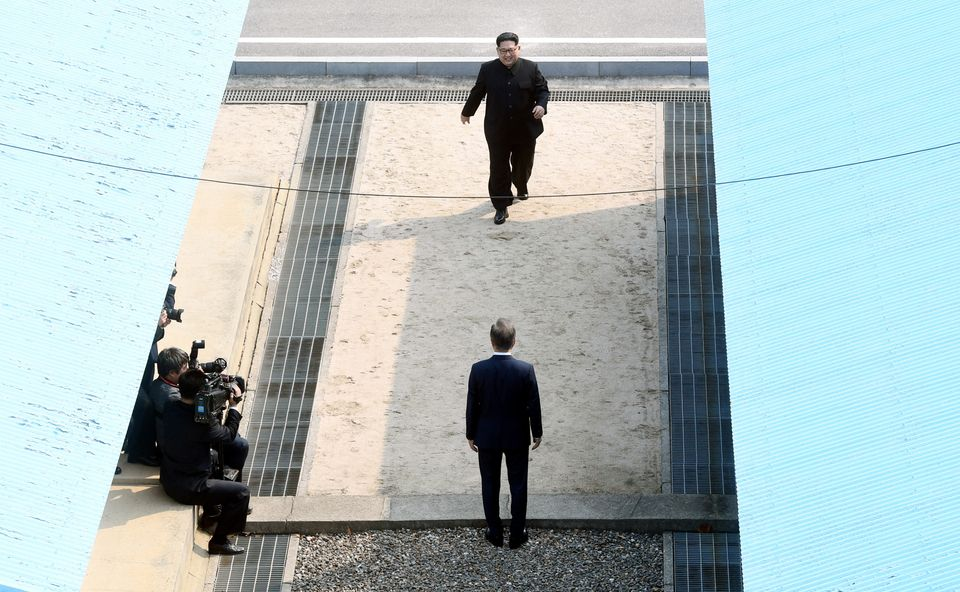 Le sommet historique entre la Corée du Nord et la Corée du Sud en