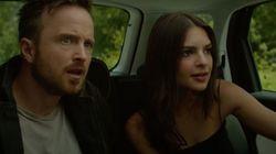 Emily Ratajkowski et Aaron Paul réunis dans un thriller sensuel et