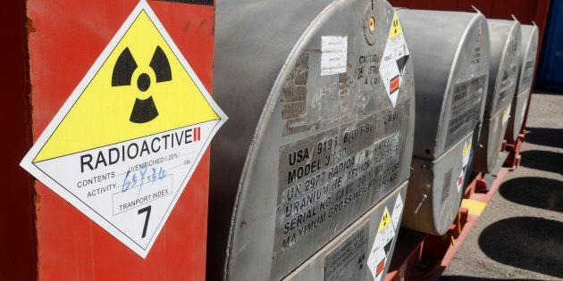 La Russie reconnaît être à l'origine d'une pollution radioactive en