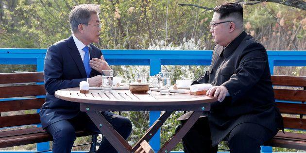 Les deux Corées s'engagent à rechercher