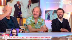 Philippe Katerine raconte les coulisses de son passage chez Jimmy