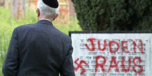 L'antisémitisme, les yeux dans les