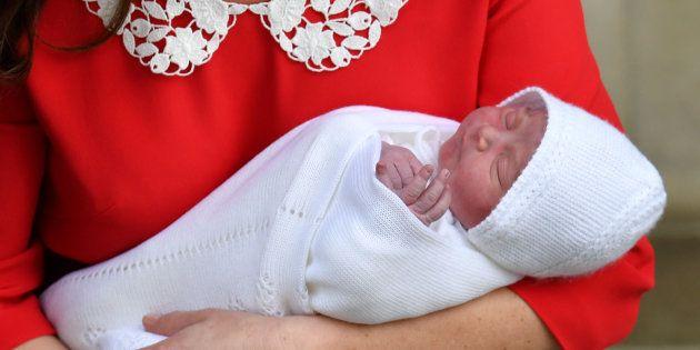 Pourquoi Louis, prénom (français) du bébé royal, va sans doute plaire au prince