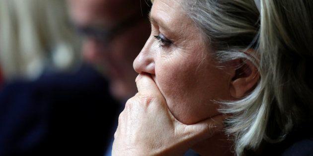 Marine Le Pen à