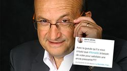 Avec ce tweet, Pierre Salviac démontre qu'il n'a rien compris aux violences