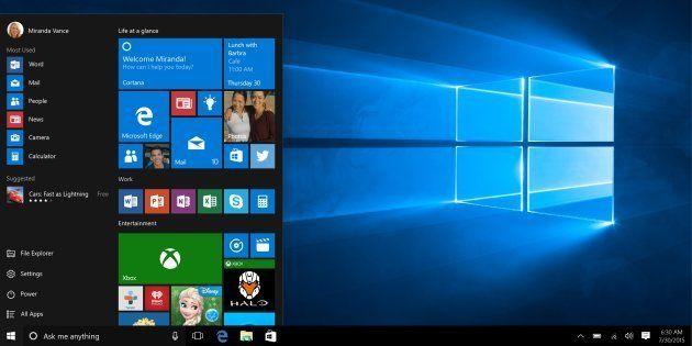 La dernière mise à jour de Windows 10 pourrait effacer toutes vos