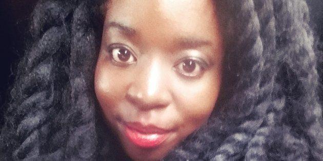 L'afroféministe Kiyémis sur Mai
