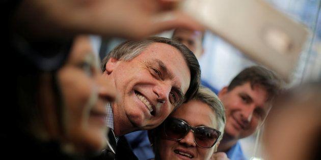 Avant le 1er tour de la présidentielle au Brésil, comment le vote d'extrême droite pour Jair Bolsonaro...