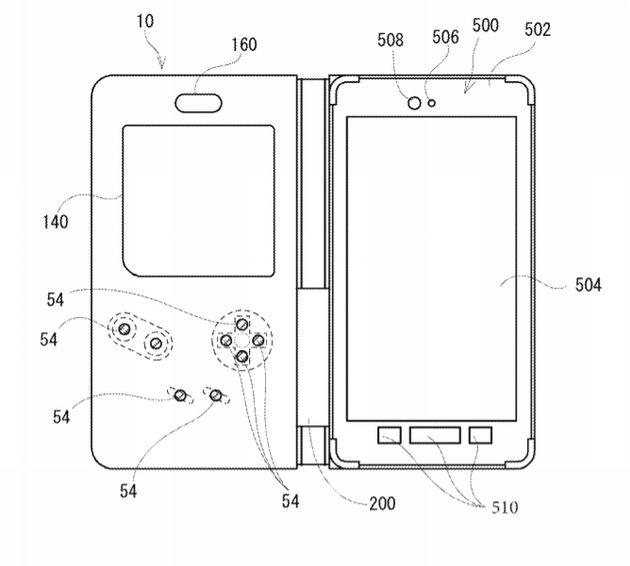 La coque Game Boy couplé au