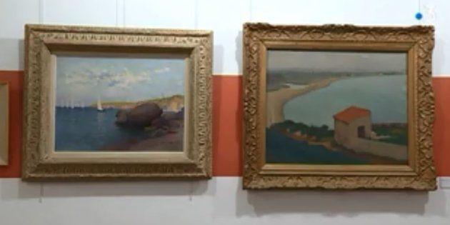 Le musée Terrus d'Elne découvre que la moitié de ses tableaux sont des