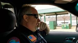 Ce policier fait des adieux émouvants par radio interposée pour son départ en