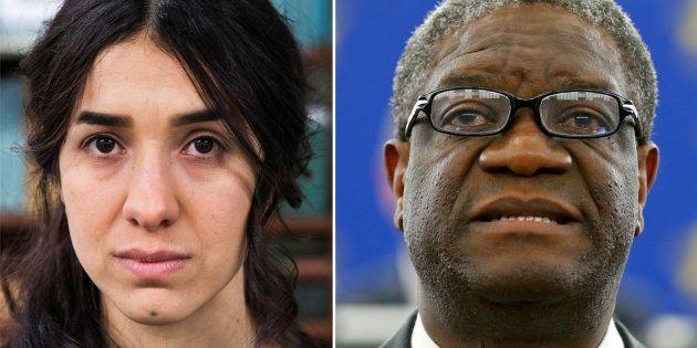 Les Nobels de la paix de Denis Mukwege et Nadia Murad ne suffisent pas, il faut maintenant passer à
