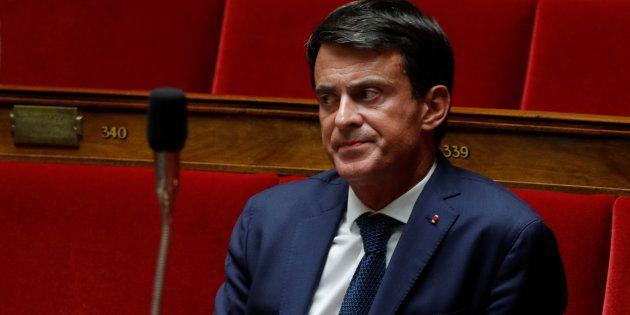 Manuel Valls connaîtra son successeur le 18 novembre (ou le