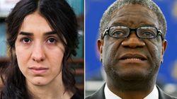 BLOG - Les Nobels de Denis Mukwege et Nadia Murad ne suffisent pas, il faut maintenant passer à