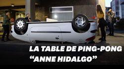 Pour la Nuit Blanche, vous pourrez jouer sur la table de ping-pong