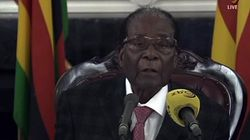 Robert Mugabe a fini par