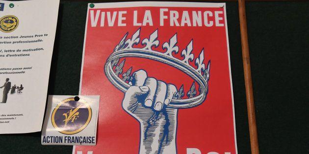 Des militants de l'Action française mis en examen