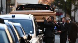Charles Aznavour inhumé après un dernier hommage à la cathédrale arménienne de