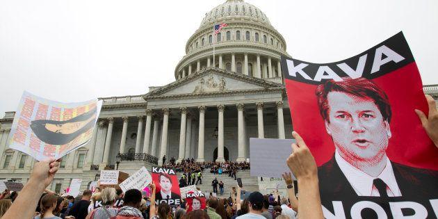 Malgré la confirmation de Kavanaugh, le combat pour la parole des femmes continue aux