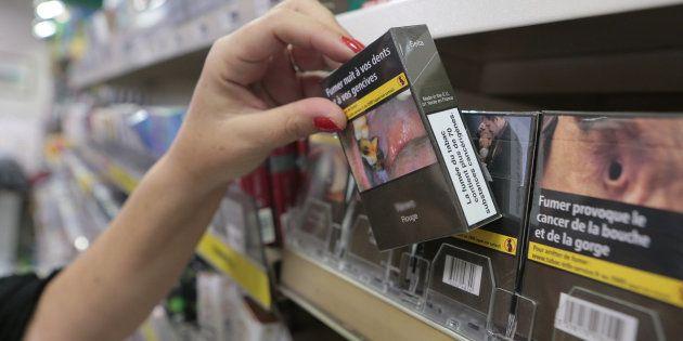 Certains paquets de cigarettes vont couter moins cher à partir de lundi