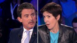 Valls candidat à la mairie de Barcelone? Angot déplore