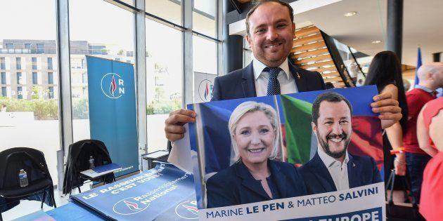 Marine Le Pen en fait-elle trop avec Matteo