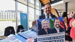 Surfer sur la vague Salvini pourrait-il devenir contre-productif pour Marine Le