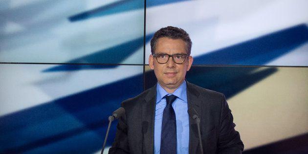 Le journaliste Frédéric Haziza est visé par une plainte pour agression