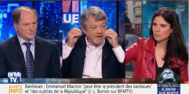 Sur BFMTV, Jean-Louis Borloo s'est dit convaincu qu'Emmanuel Macron peut