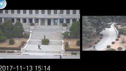 Un soldat de Corée du Nord fait défection sous les balles dans une effrayante