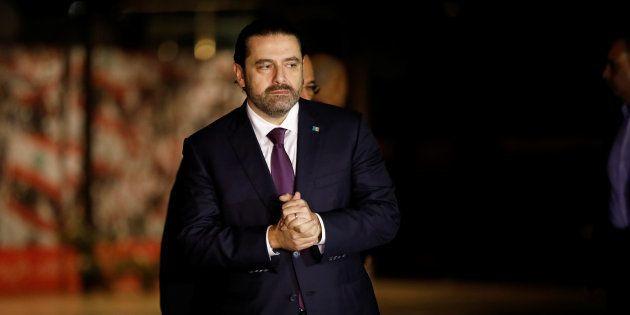 Saad Hariri est de retour à Beyrouth, après trois semaines de crise au
