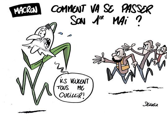 Pourquoi la semaine d'Emmanuel Macron risque d'être un brin