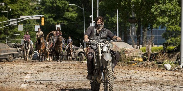 The Walking Dead saison 9: l'épisode 1 répond à une question essentielle de la