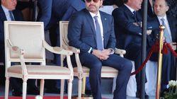 Saad Hariri, le Premier ministre libanais, suspend sa