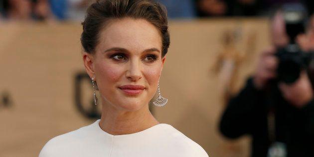 Natalie Portman raconte qu'elle a
