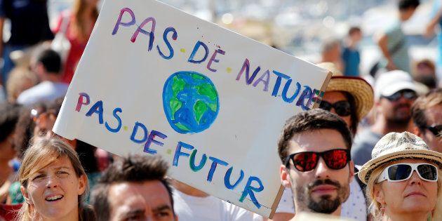 Lutter pour le climat, c'est lutter pour la survie de notre