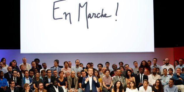 Le meeting tenu par Emmanuel Macron à la Mutualité en juillet 2016 ne lui a pas coûté très