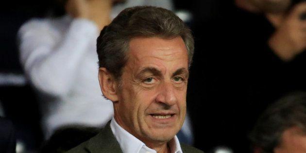 Nicolas Sarkozy (ici le 14 septembre au Parc des Princes) voit son premier recours dans l'affaire
