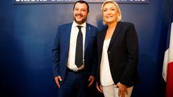 Le Pen et Salvini convaincus de pouvoir conquérir le Parlement européen (pour le détricoter de