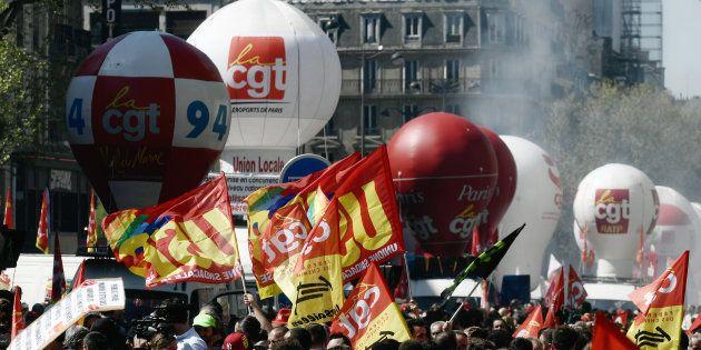 Grève du 9 octobre 2018: les syndicats appellent à manifester contre le gouvernement, la SNCF prévoit